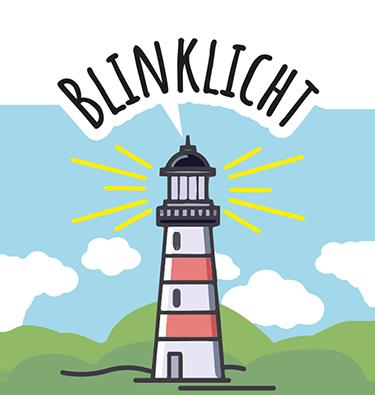Logo Blinklicht